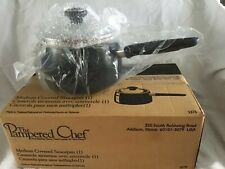 Pampered Chef 2375 ~Discontinued~ Cookware Generation 2 Medium Covered Sauce Pan