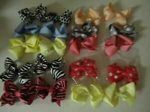 hair bows for toddlers lot of 20