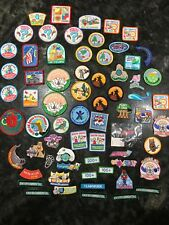 Girl Scout Girl Guides Patches Badges — More Than 65.