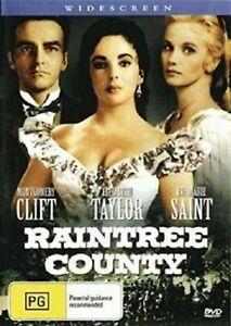 Raintree County - Nigel Patrick,Lee Marvin - New Sealed Worldwide All Region DVD