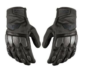 Genuine Arctic Cat Textron Offroad Riding Leather Gloves XXL Black 5288-088