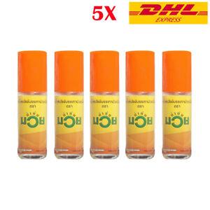 New Namman Muay Massage Oil Spray Boxing Liniment Muscle Pain 40cc 5X