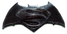 BATMAN V SUPERMAN Dawn Of Justice Movie Logo IRON-ON PATCH Free Shipping DC Vs