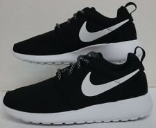 44a5879265094 Nike Black Athletic Shoes Nike Roshe for Women for sale
