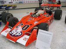 """Formula Models 1973 """"STP"""" Eagle Indy 500 Winner Gordon Johncock 1/43"""
