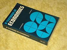A TEXTBOOK OF ECONOMICS, J.L. Hanson, PB 6th 1972. Money, cash, finance, economy