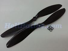 Pair 9x4.7 9047 Carbon fiber propeller CW/CCW Tri/Quad/Hex/Octo/Multi-Copter #20
