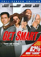Get Smart (DVD, 2008)