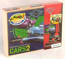 Nouveau Puzzle En Bois Paquet De 3 Disney Pixar Cars 2 Set Cadeau Noël Idées