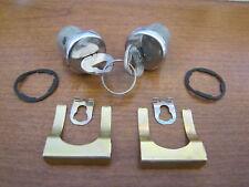 1964-66 GTO LEMANS TEMPEST DOOR LOCK SET