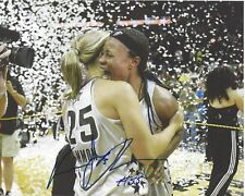 Vickie Johnson Signed 8 x 10 photo Wnba San Antonio Stars Free Ship Basketball