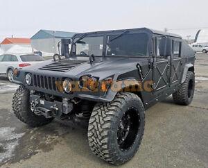 "Hummer H1 / HUMVEE Fenders Flares ""Predator"" (6pcs)"