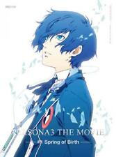 Movie Persona 3 # 1 Spring of Birth (Limited Edition) Blu-ray Japan/English