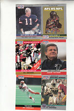 1989, 1990, 1991 PRO SET FOOTBALL CARDS ***COMPLETE YOUR SET***  PICK 20 - NM/MT