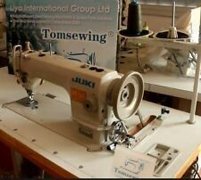 JUKI DU-1181N  Walking Foot Sewing Machine Top & Bottom Feed Reconditioned Head