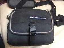 game boy advance original carry storage case with 2 straps nintendo