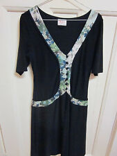 """Leona Edmiston dress.Size 10."