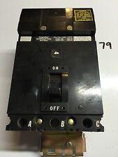 Square D 3 pole 30 AMP 600V I-Line circuit breaker