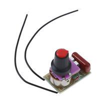 100W dimmer module diy kit with switch potentiometer speed regulation moduVG