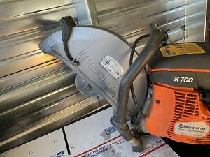 "Husqvarna K760 X-TORQ 14"" Power Cutter Cut Off Saw PREOWNED"