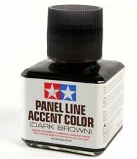 40ml TAMIYA PANEL LINE ACCENT COLOR DARK BROWN for PlasticModel Kits #87140