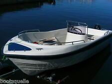 Motorboot ,Konsolenboot,Angelboot Freizeitboot 5,6 m  (SIL 560 mit Steuerstand )