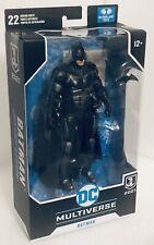 DC Multiverse Justice League BATMAN 7? Figure Zach Snyder McFarlane (light Wear)