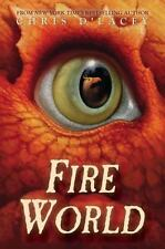 The Last Dragon Chronicles: Fire World 6 by Chris d'Lacey (2011, Hardcover)
