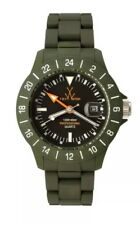 Toy Watch JET01HG Men's Jet Lag Hunter Green Plasteramic 5255