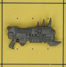 Warhammer 40K Chaos Space Marines; Marine Squad Plasmagun