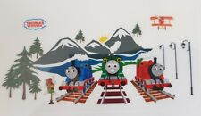 Thomas & Friends The Tank Engine Wall Stickers Kids Baby Boy Decal Decor Art
