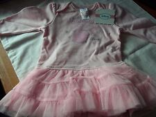 Disney 100% Cotton Outfits & Sets (0-24 Months) for Girls