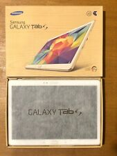 Samsung Galaxy Tab S SM-T805Y 16GB, Wi-Fi + 4G, 10.5 inch - Dazzling White