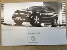 Mercedes-Benz GL-Class UK Brochure 2006 - 06/06 issue Mint condition