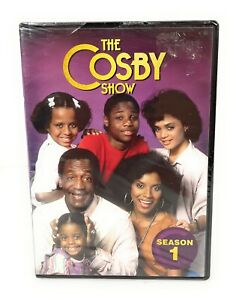 The Cosby Show : Season 3 (DVD, 2007, 4-Disc Set) New Sealed Region 1 US/Can
