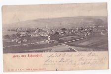 AK Schorndorf -- Gruss aus... - Totale -- um 1904