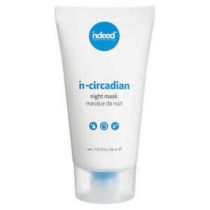 Indeed Labs In-Circadian Night Mask. New 50ml. Anti-Ageing Night Cream. Glowing.