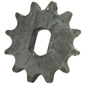 12x17mm/0.5x0.7in Speed Cut Motor Sprocket 12 Tooth Dirt Front High Quality