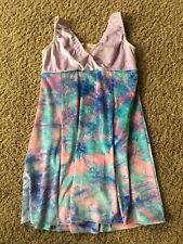 Women's Ice Skating Dress ~ Custom Made ~ Size XL Large ~ Dance Jazz Baton