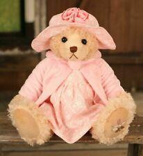 "SETTLER BEARS BUDERIM COLLECTION LYNETTE 17"" JOINTED PLUSH TEDDY BEAR - BNWT"