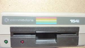 Diskettenlaufwerk 1541 (Floppy) für C64 (ohne Kabel)