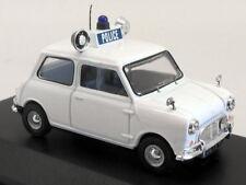 ATLAS Scala 1/43 - polizia britannica Austin Mini Royal Ulster Auto Modello Diecast