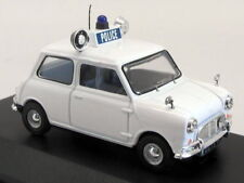 Atlas 1/43 Scale - British Police Austin Mini Royal Ulster Diecast model car