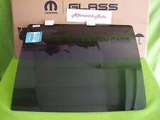 Mopar 55362191AE Deep Tinted LH/Rr Door Glass for 2004-2009 Durango, 07-09 Aspen