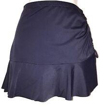 plus sz S-M /18 TS TAKING SHAPE Skirtini Swimwear Tahiti Ruffle Swim Skirt NWT!
