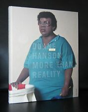 Duane Hanson # MORE THAN REALITY#mint, 2000