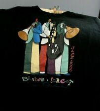 Jazz 2000 T-Shirt from Bourbon St. New Orleans. Size M, Fruit Oloom Heavy Cotton