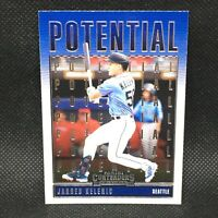 2020 Contenders Potential Jarred Kelenic RC Seattle Mariners Rookie #11