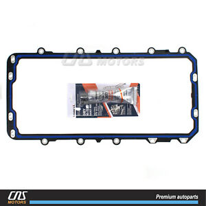 Engine Oil Pan Gasket for 91-16 Ford E-150 Expedition Lincoln Mercury 4.6L 5.4L