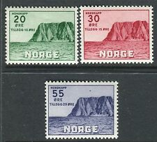NORWAY 1953 NORTH CAPE/TOURISM/SEA/ROCK/SHIP/GEOGRAPHY/NORTH POLE/ARCTIC MH